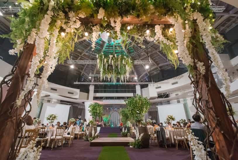 婚禮優惠專案森林系百萬2