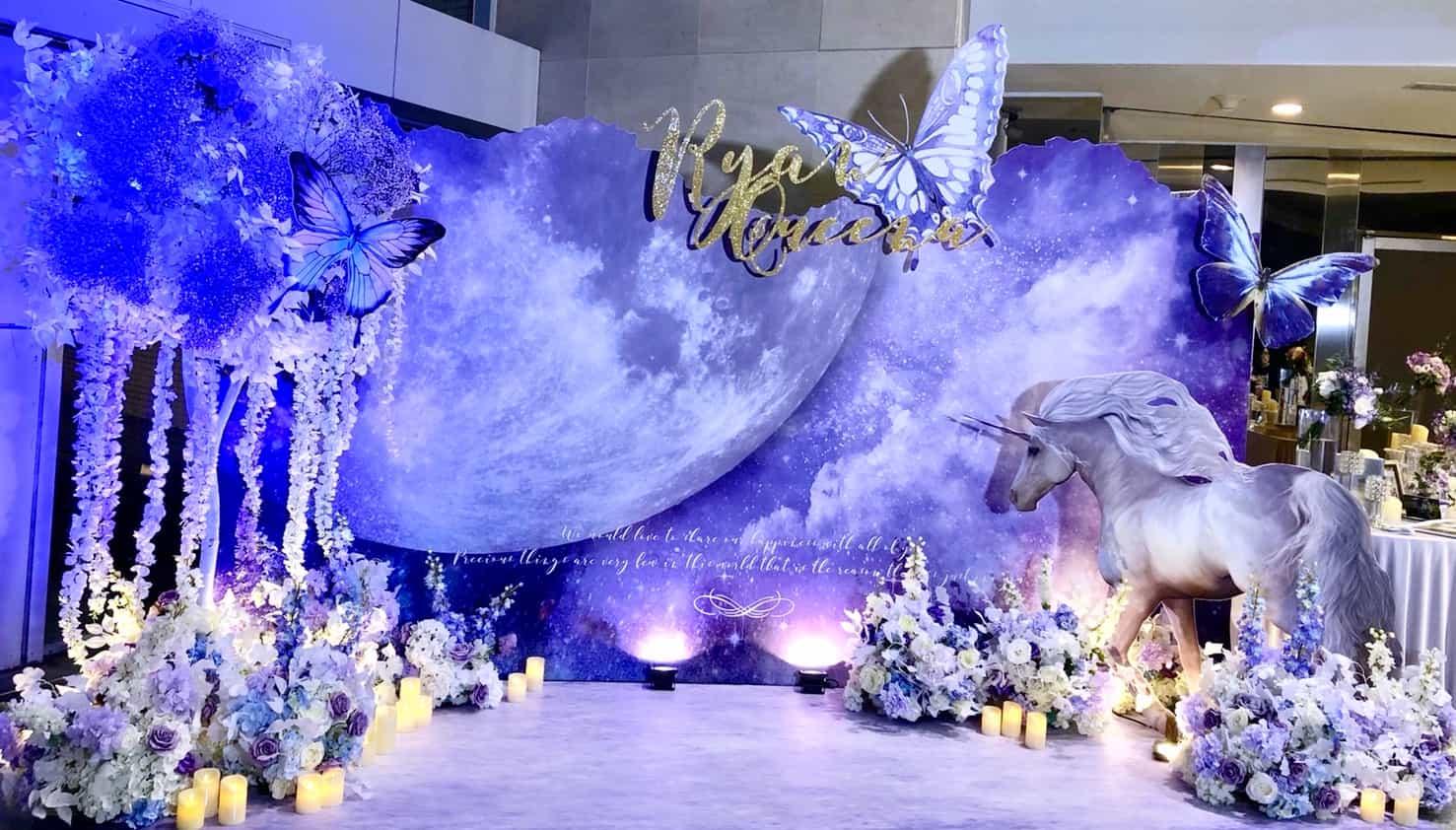 婚禮優惠專案豪鼎飯店婚禮佈置