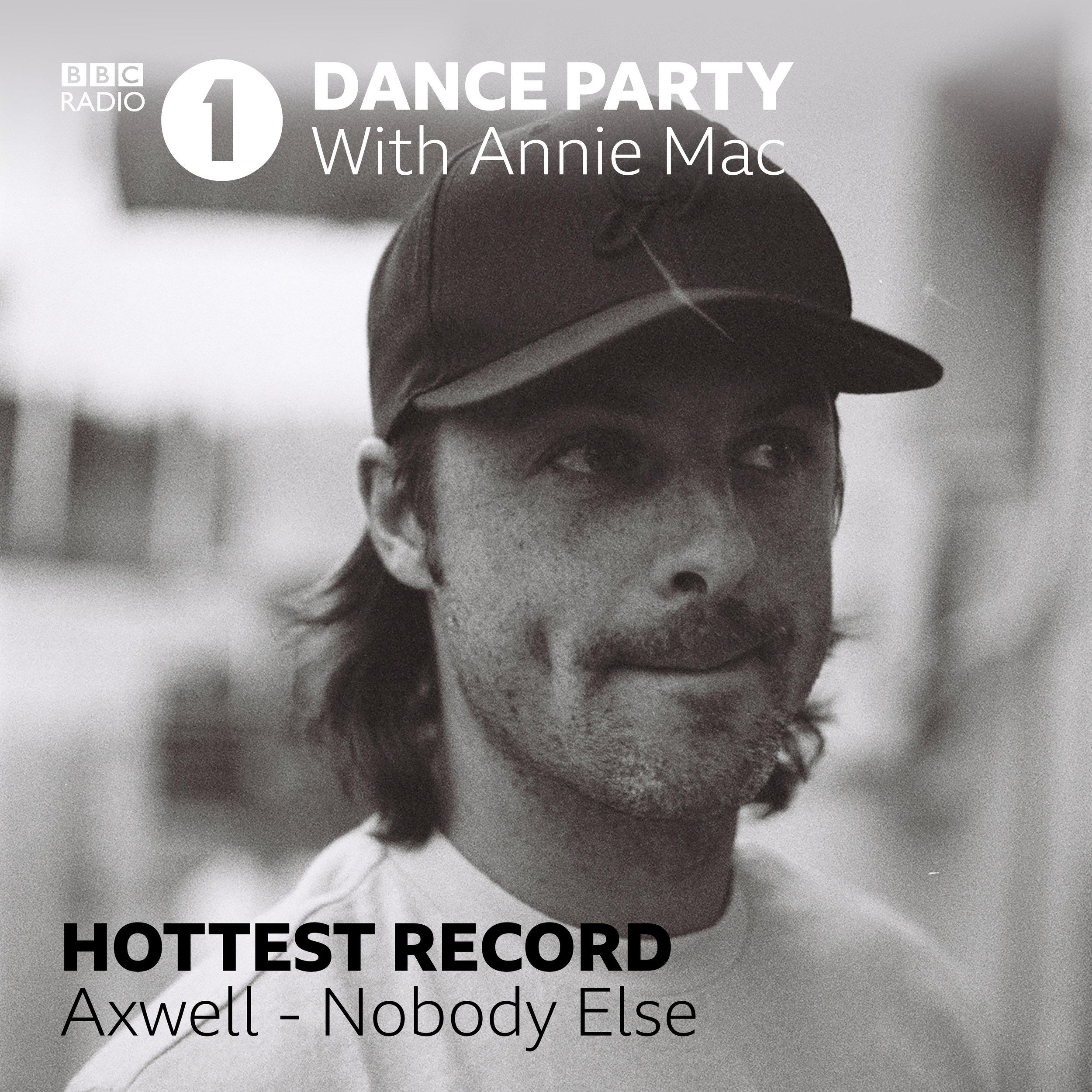 Annie Mac Hottest Record Flyer Axewll.jpg