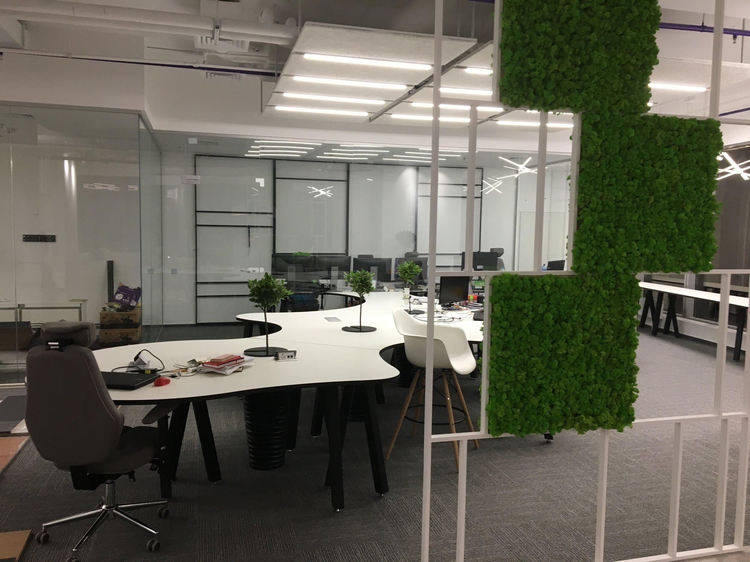 AllStars-IT Ukraine - Виды работ: полное меблирование помещения
