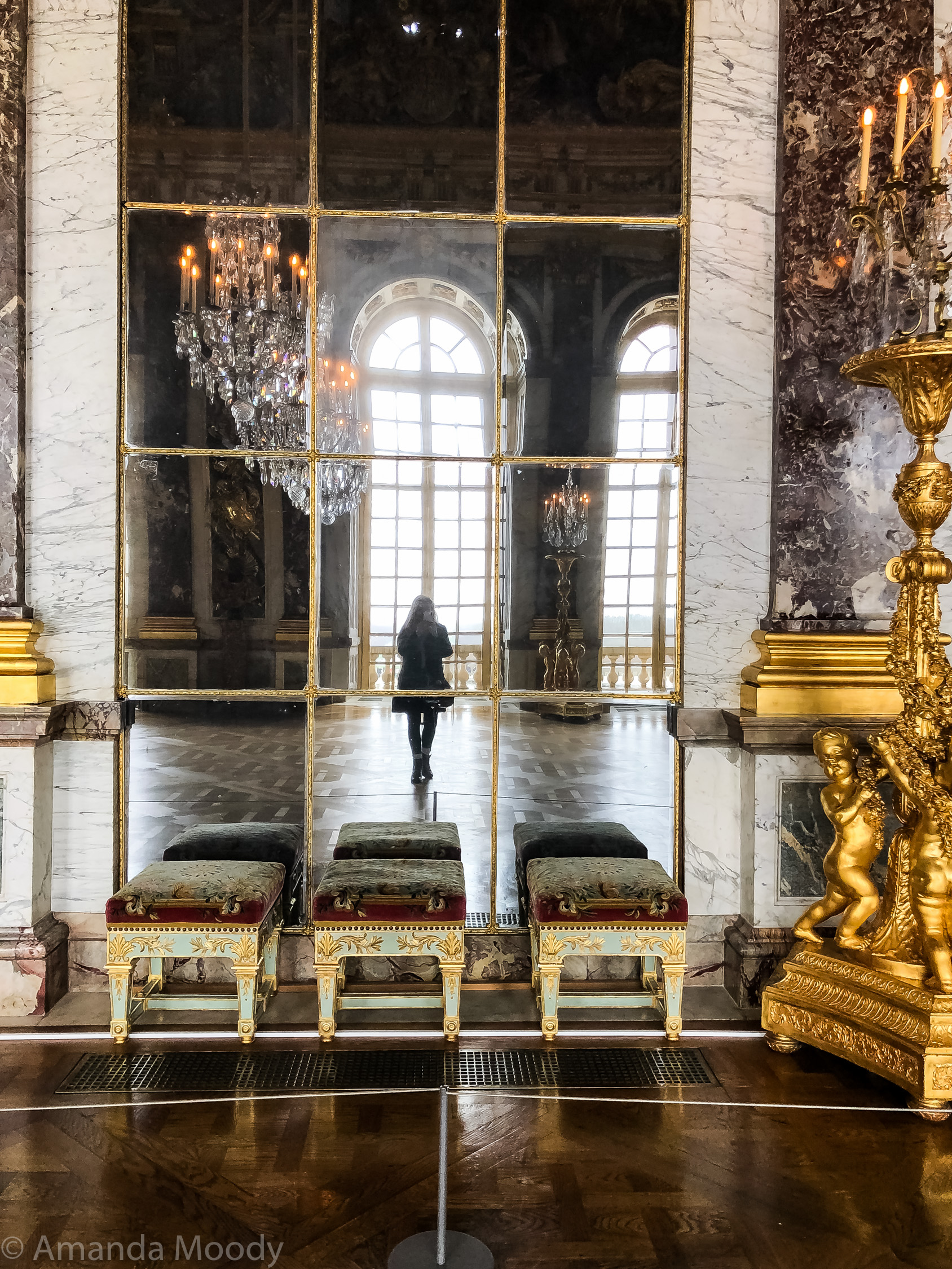 You don't always have to go as far as Versailles for inspiration…but damn, it sure does help!
