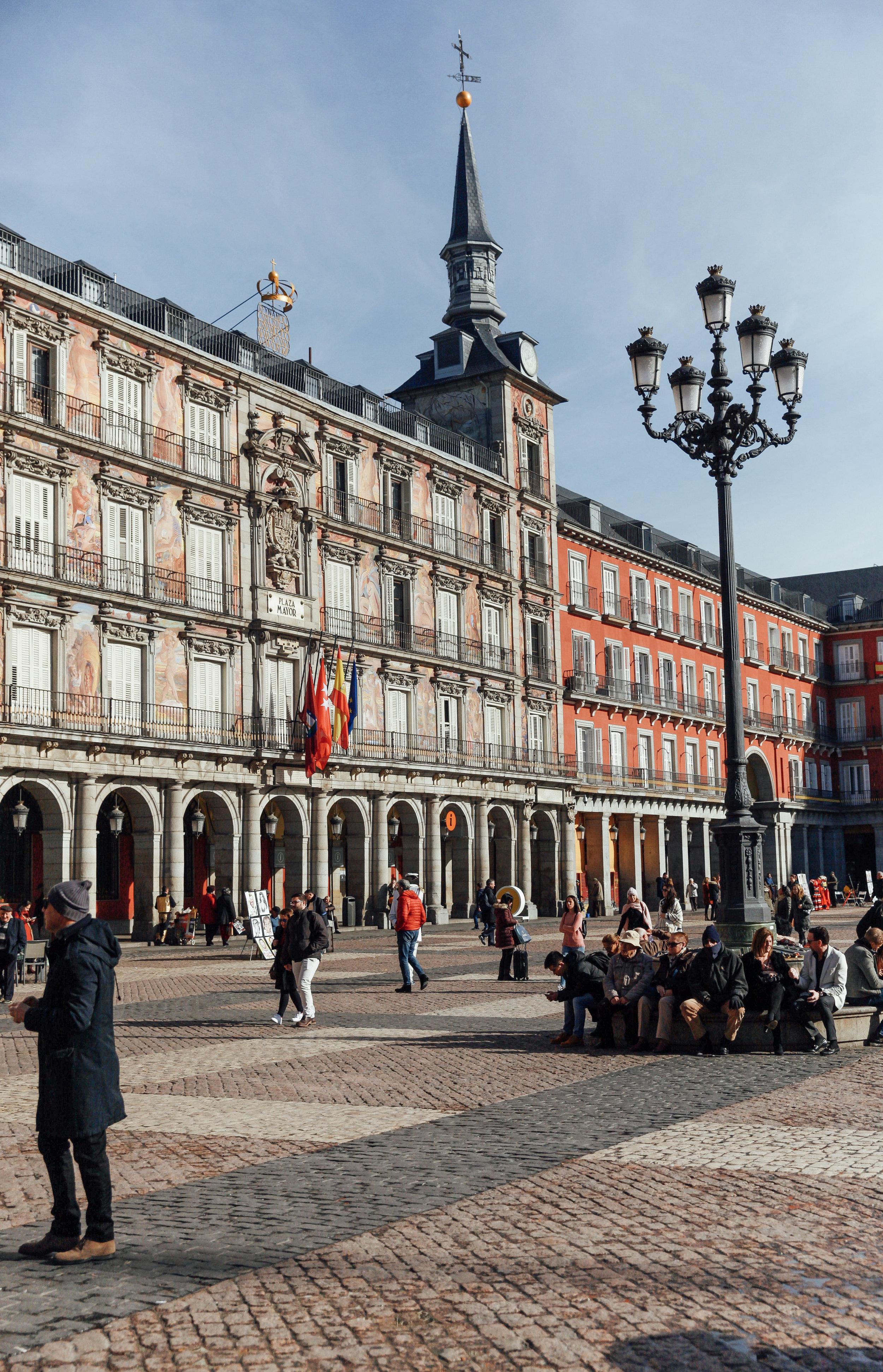 Plaza Mayor - Main Square