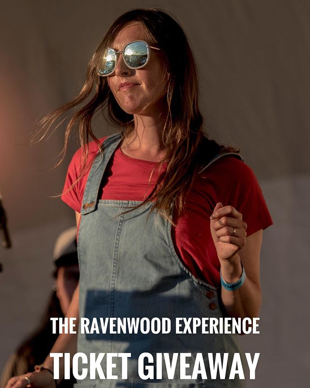 TICKET GIVEAWAY! We're coming to @ravenwoodshpk in Sherwood Park, AB this weekend and we have two tickets to giveaway! . All you have to do is tag a buddy you'd like to go with and like our page and @ravenwoodshpk page for a chance to win. . It's going to be a time!!! 📷 Murray Hayward . . . #livemusic #festivalseason #ravenwoodexperience #partytime #folkrock #alternativefolk #dancefolk #musicians #musiciansofinstagram #vanlife #tourlife