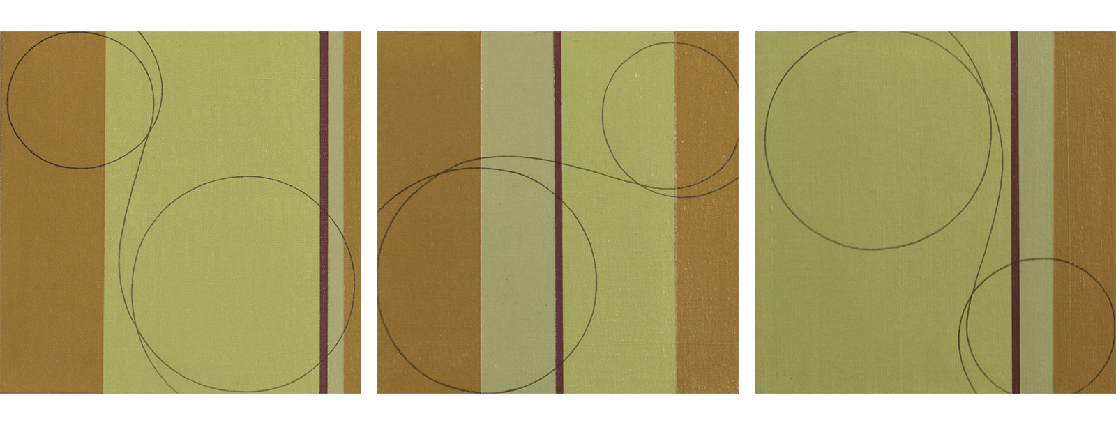 Chord & Color #8: Triptych