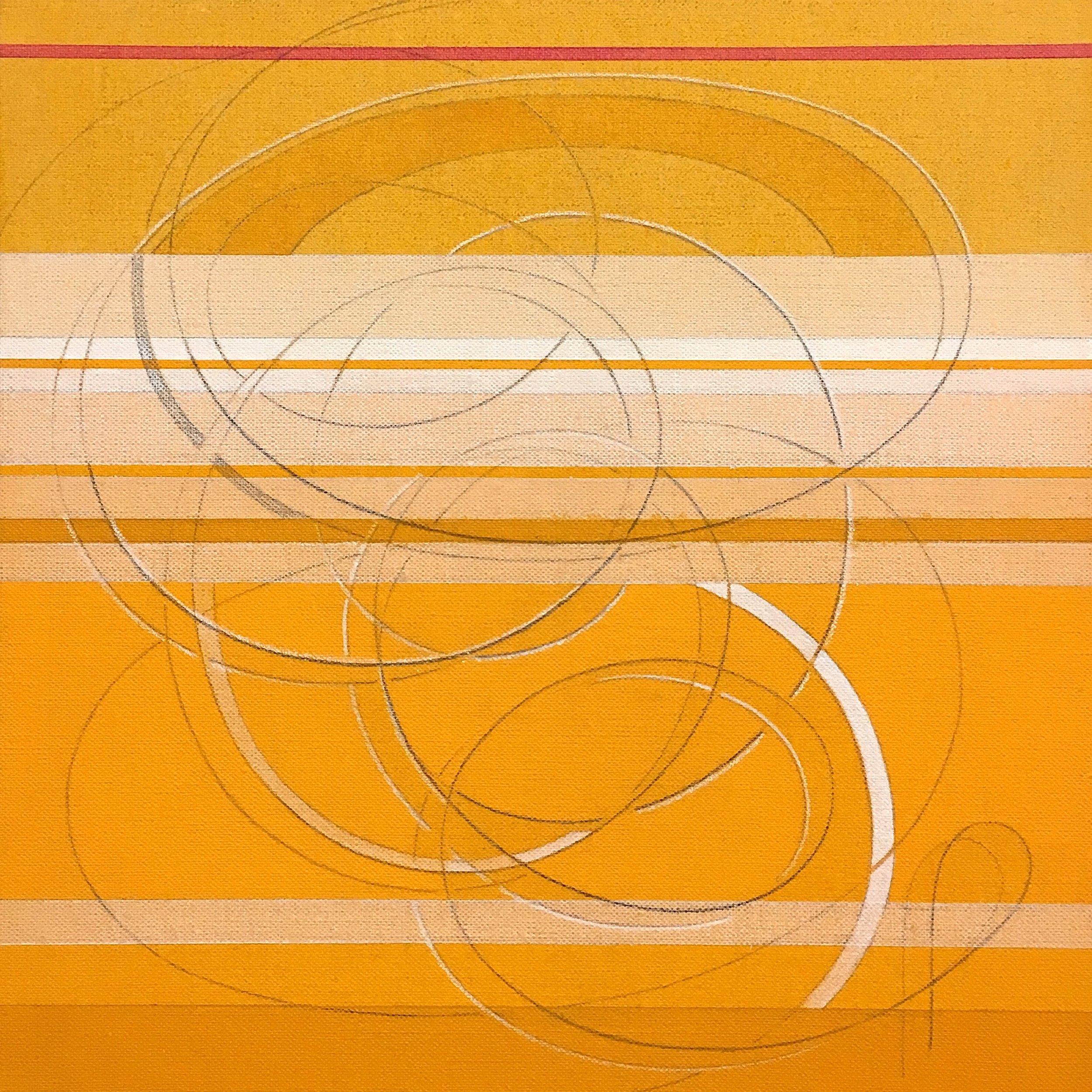 Every Other Line: Orange #1