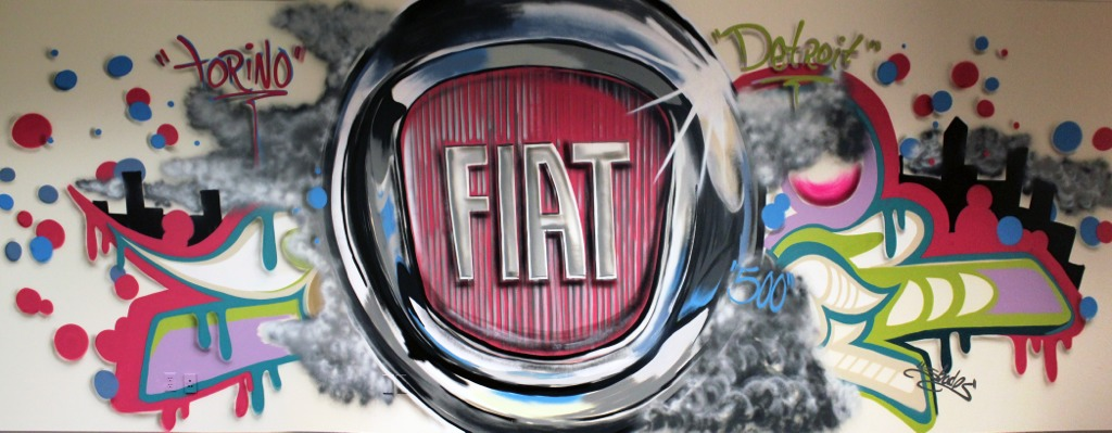 Fiat Backstage