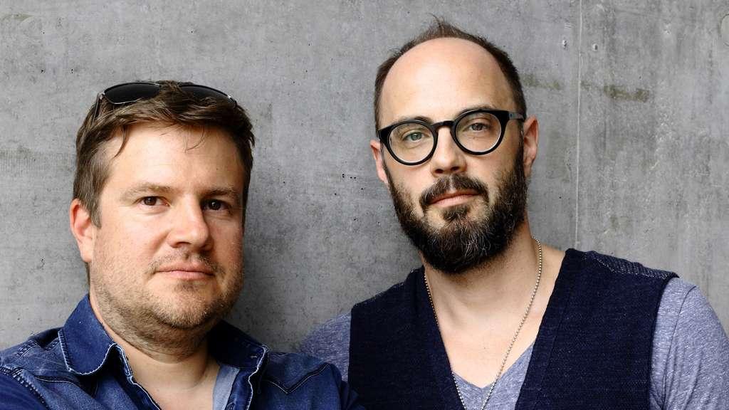Photo  Franziska Binzer und Hanna Däumer