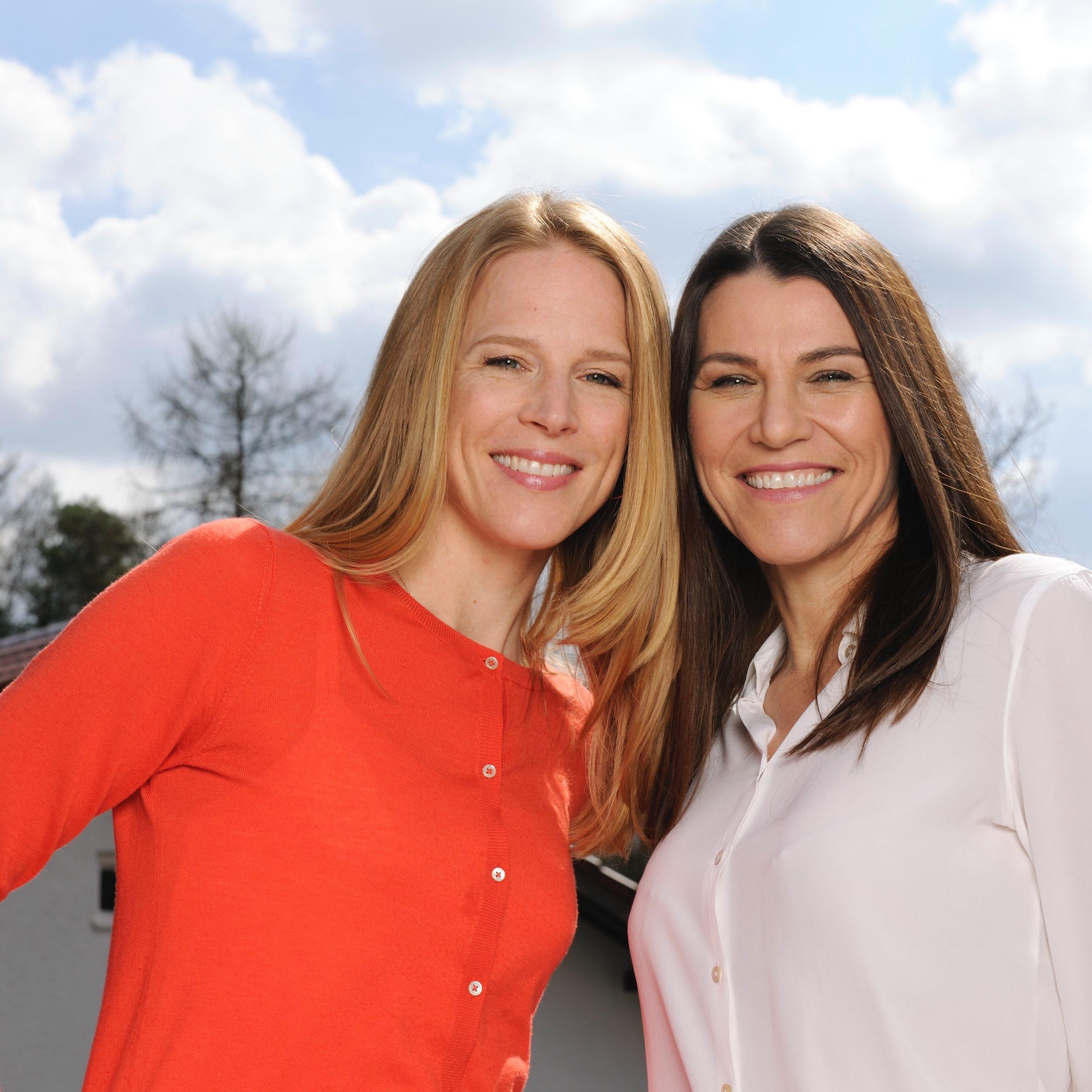 Julie Gorkow & Marion Kiechle - haben gemeinsam den Bestseller »Tag für Tag jünger« geschrieben und arbeiten derzeit am nächsten Buch.