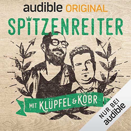 Wöchentlicher Podcast von Klüpfel & Kobr - Ab Oktober 2018 veröffentlichen unsere Autoren Volker Klüpfel und Michael Kobr jede Woche eine Folge ihres Podcasts »Spitzenreiter«. (01.10.2018)