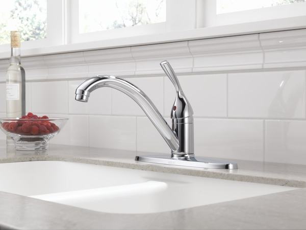 - Faucets