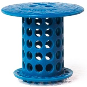 Tubshroom hair strainer - TSBLU454