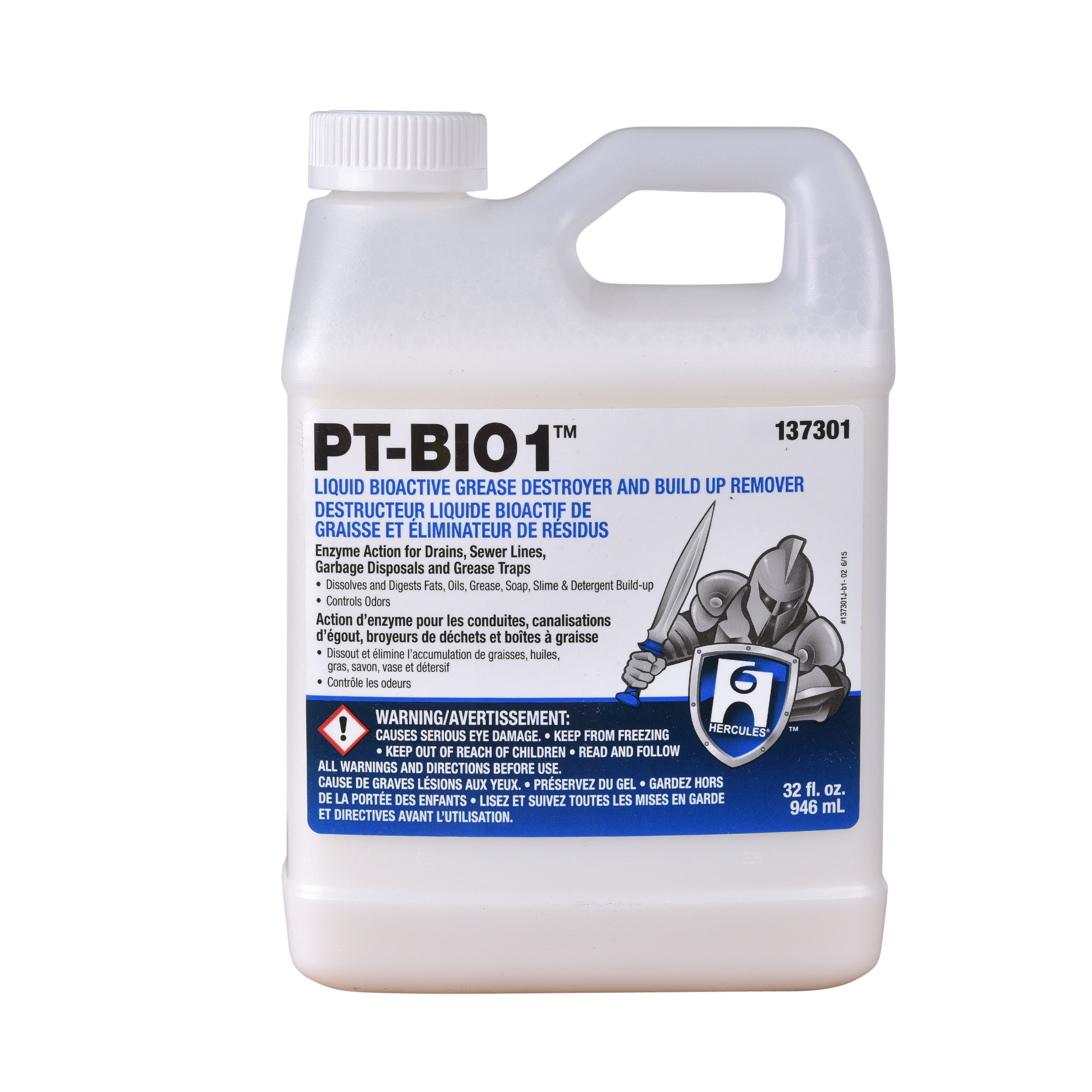 137301 - 32oz Bioactive Cleaner