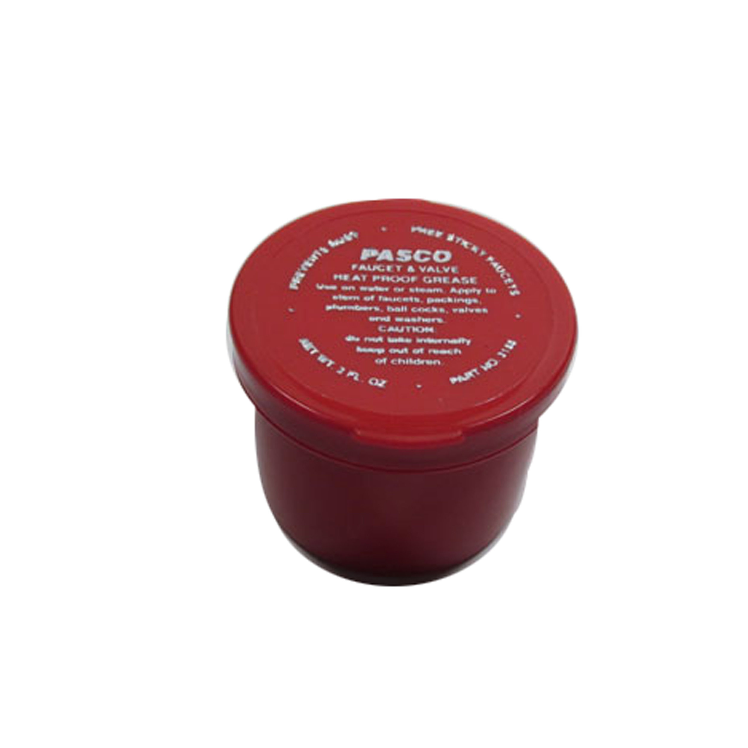 3155 - 2oz Heat-Proof Grease