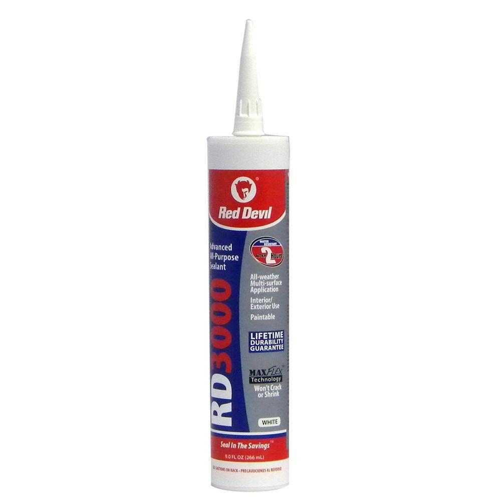 0986 - 9oz RD3000 Clear Caulk