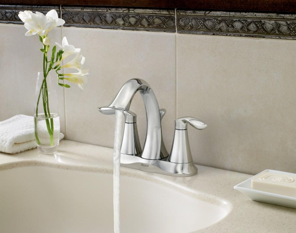 - Bath Sink & Shower