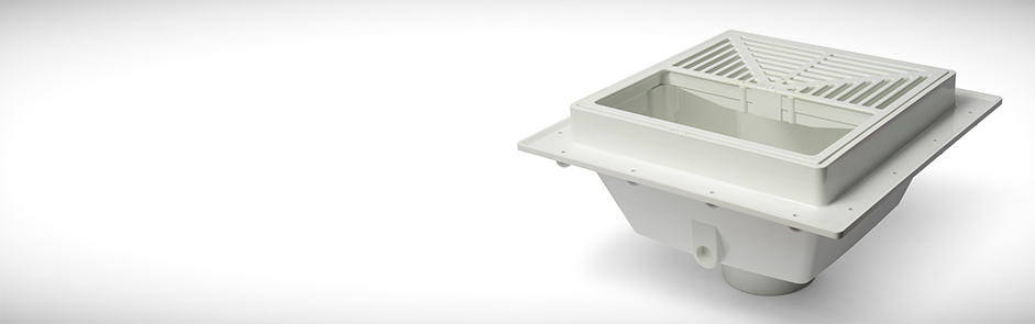 FLOOR SINK - 861-3PU2