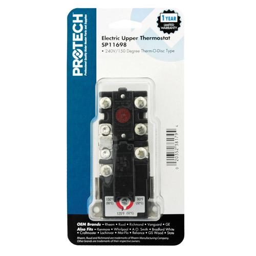 SP11698 - Upper Element Thermostat