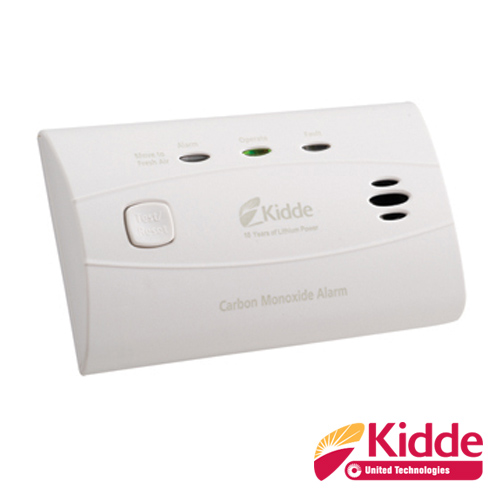 C3010 - CO Alarm w/10-Year Battery