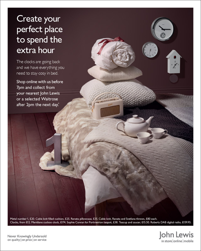 John Lewis Bedding