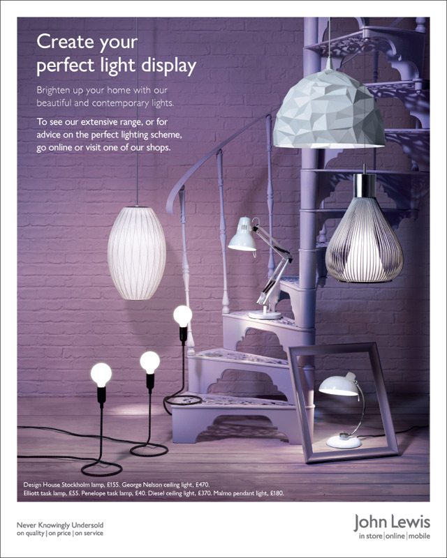 John Lewis Lighting