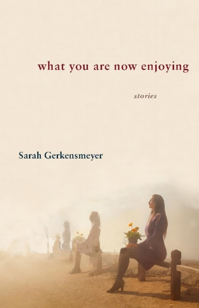 Sarah Gerkensmeyer, author of the short story collection  What You Are Now Enjoying , on resisting epiphany, magical realism, and the loneliness of fictional characters.  What You Are Now Enjoying  won the 2012 Autumn House Press Fiction Prize.