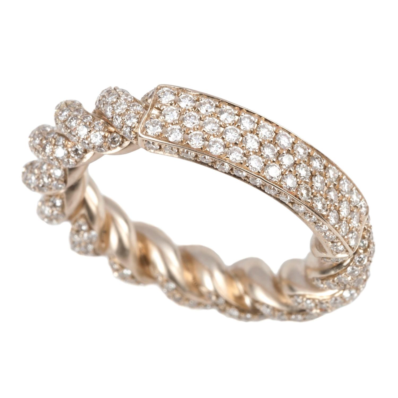 Dina Kamal Alternative Engagement Ring