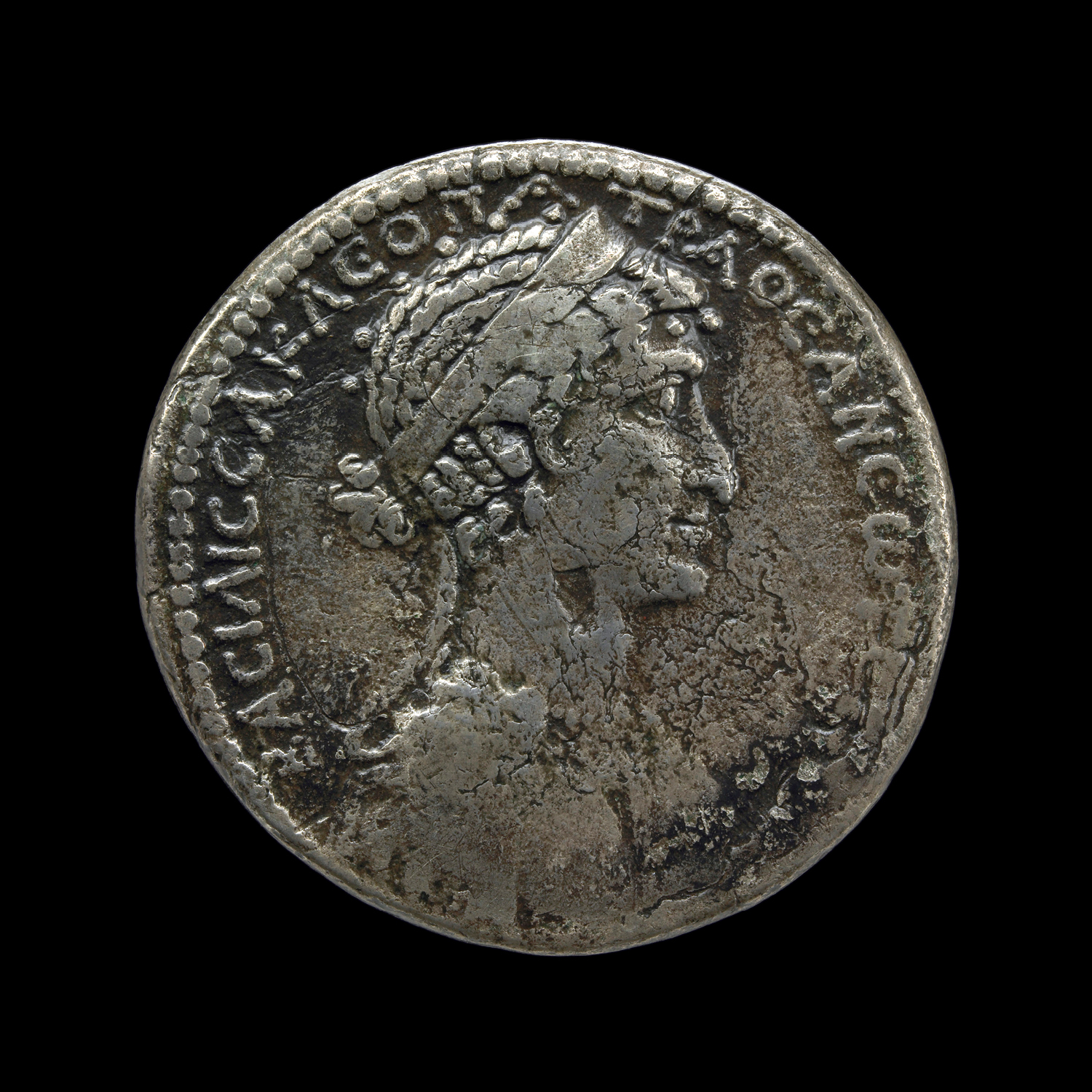 Cleopatra Coin from the British Museum
