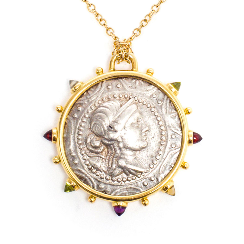 Dubini Artemis Medallion