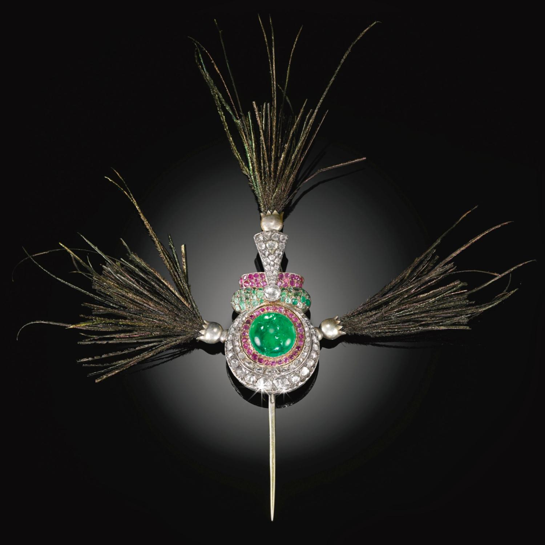 Imperial Ottoman Aigrette