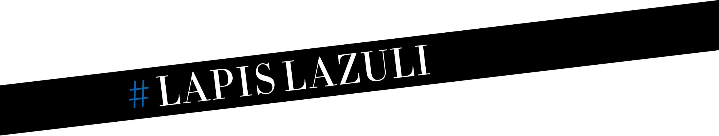 Meet Lapis Lazuli