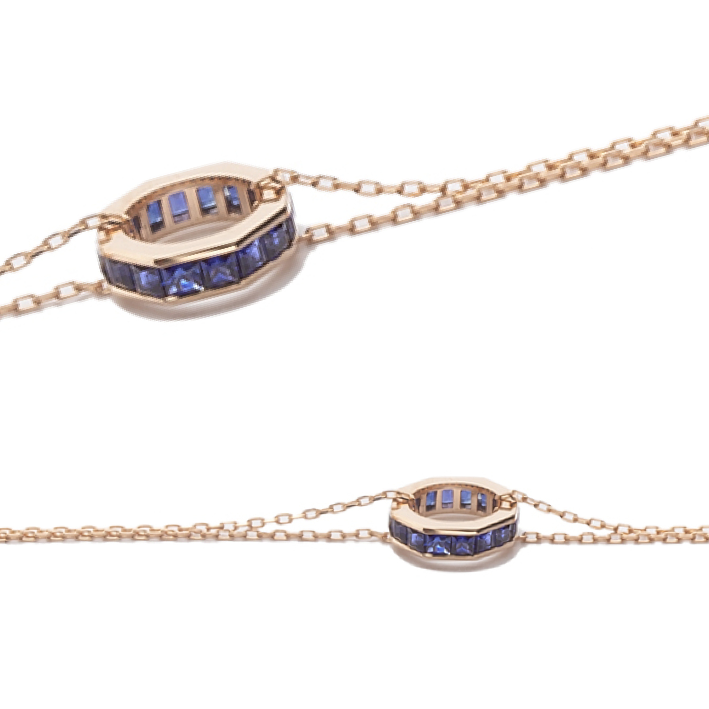 Jolly Bijou Otto Blue Topaz Bracelet