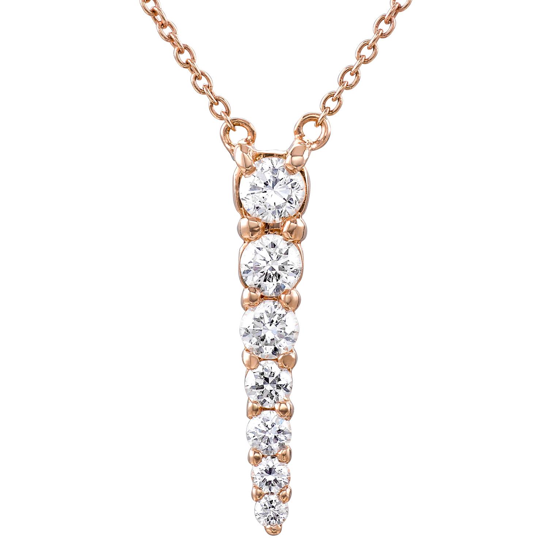 Ortaea diamond necklace