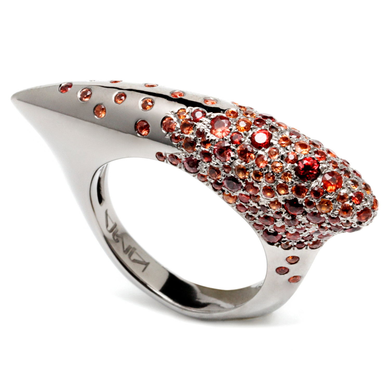 Sapphire Odessy ring - Suciyan