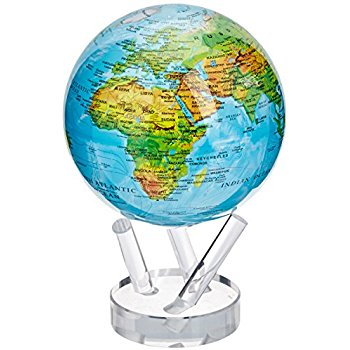 Mova Draaiende wereldbol