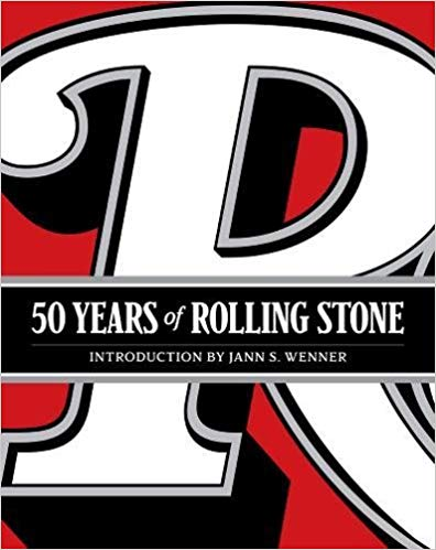 The History of Rolling Stone Book - This comprehensive book serves as a remarkable source of information on the single most prominent and prolific music magazine of all time.
