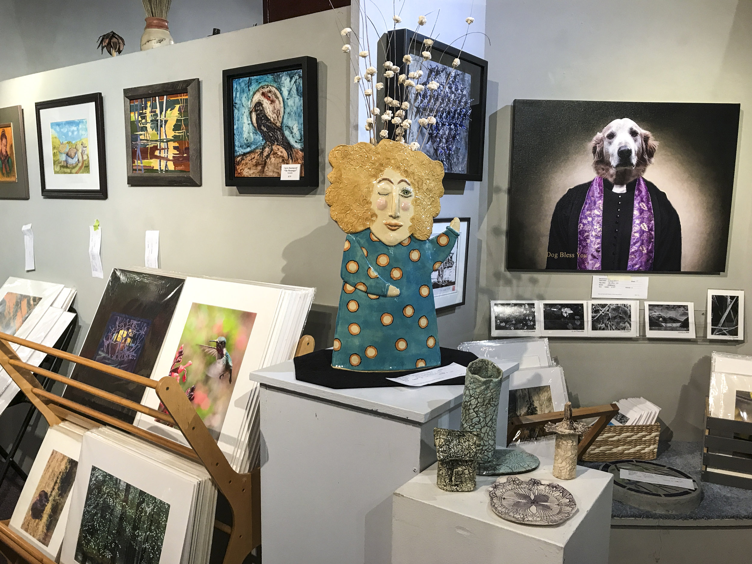 Sierra Art Trails Preview Exhibit 2017