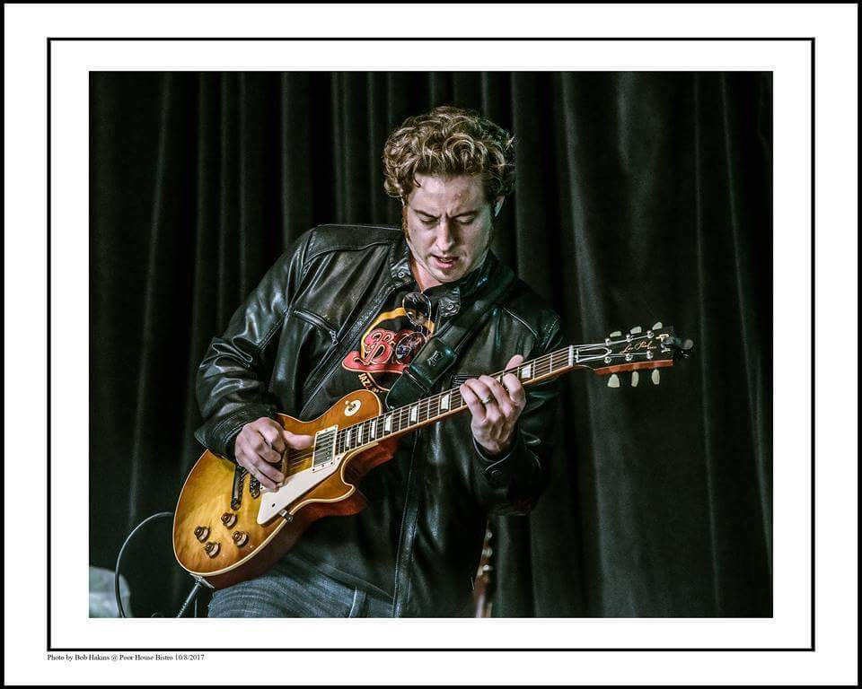 - Food & Drink at 6:00pm, Concert at 7:30pmHot off an official appearance at 2017's Winter NAMM Convention, AC Myles new album 'With These Blues' reaches back to the root of his musical development. Myles is stylistically along the lines of a modern day Johnny Winter, Steve Marriot, Rory Gallagher & Elvin Bishop and his albums 'Rush to Red' (2015) & 'Reconsider Me' (2014) outline his musical development and his maturing into one of the more valid guitarists and vocalists in the blues/rock arena. AC Myles new album, 'With These Blues' (2017) is a collection of originals and choice covers in traditional electric blues styling. Myles very confidently delivers, with an amazing vocal range and tone as well as staggering unyielding guitar work, no doubt is left that he is the mature and genuine article.Tickets are $6 in advance and $9 at the door.