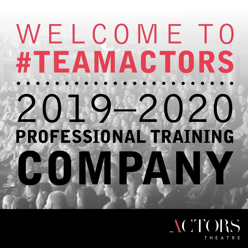 I'm going to Kentucky! - I've been accepted into the Actors Theatre of Louisville's Professional Training Program! The Apprenticeship is 9 months long and I'll have the opportunity to audition for the MainStage productions! Click the picture for more information.