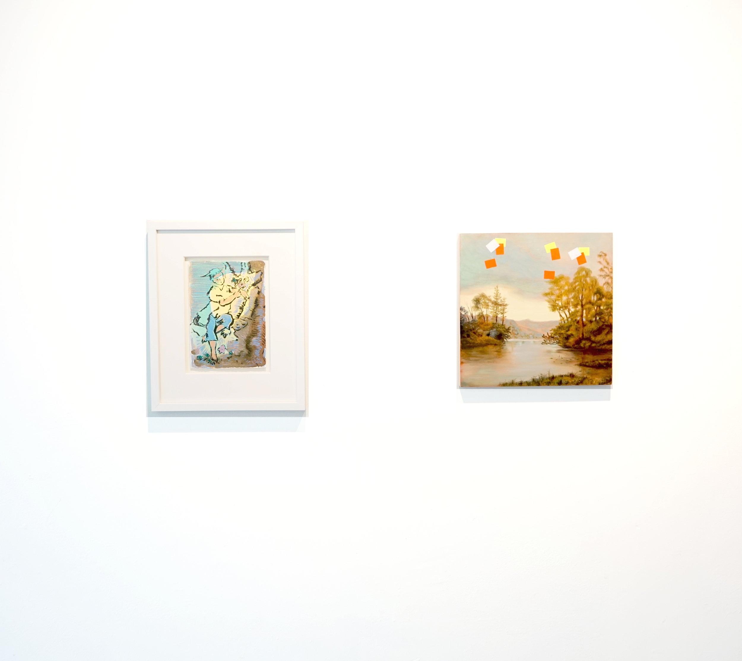 Delphine Hennelly & Kirsten Deirup