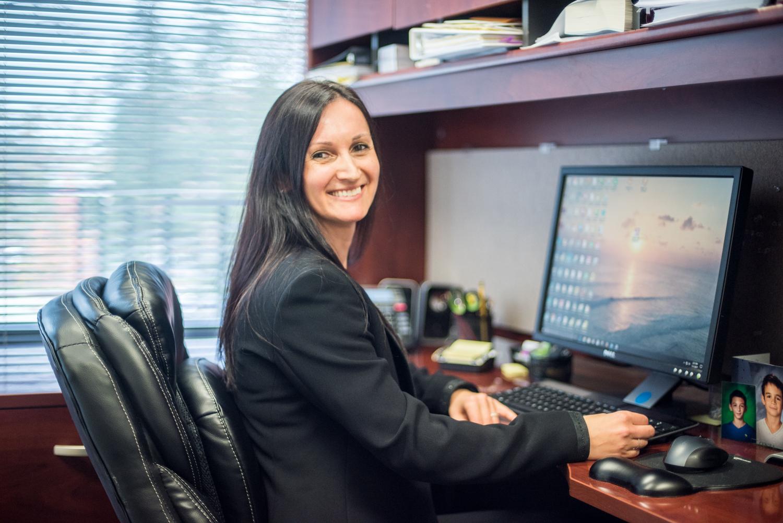 Maria Blajeva - Staff Accountant