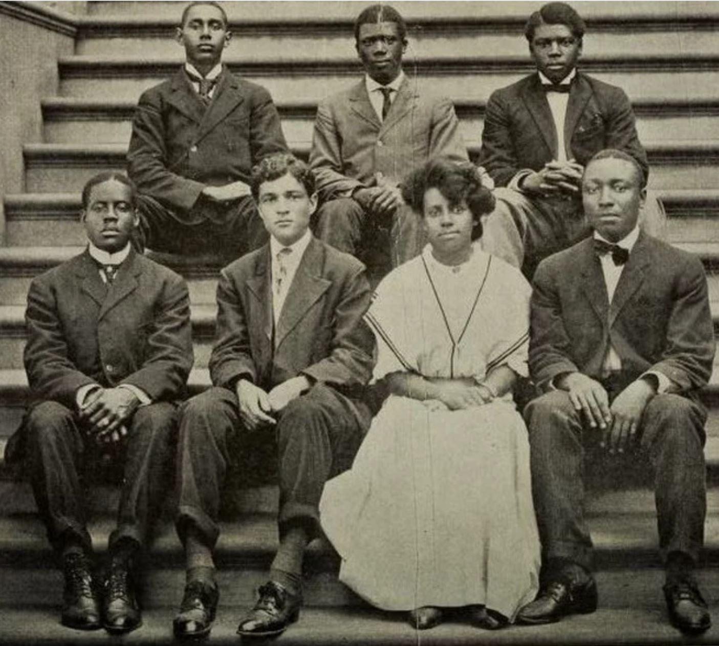 New Orleans University, 1907