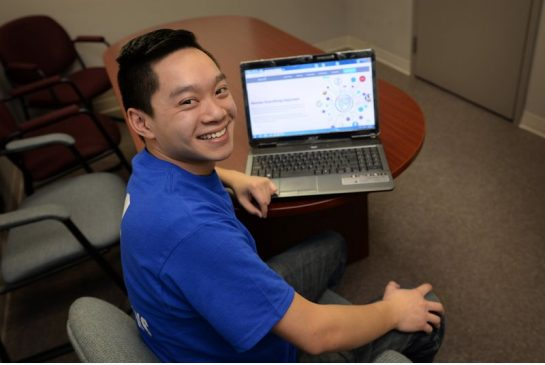 Steven Phan's software company, Reputation Shielder Inc., was created to help people and businesses monitor their online reputation. Photo Credit:  JENNIFER FRIESEN / FOR METRO