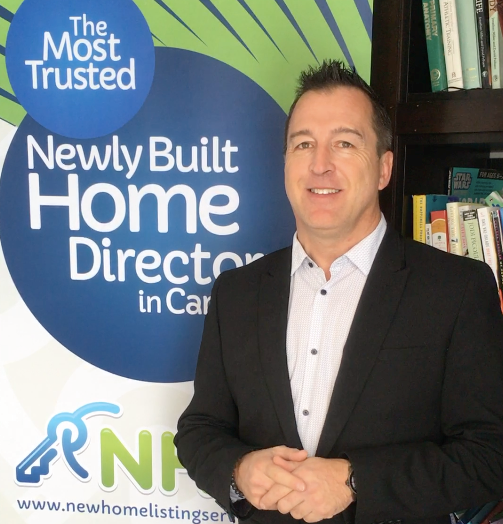 Milo Anderson, CEO and Founder of NewHomeListingService
