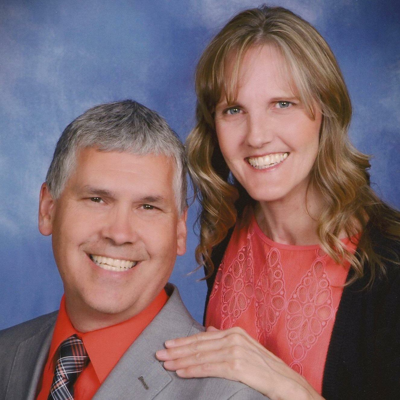 Randy Prewitt DDS with wife Heidi