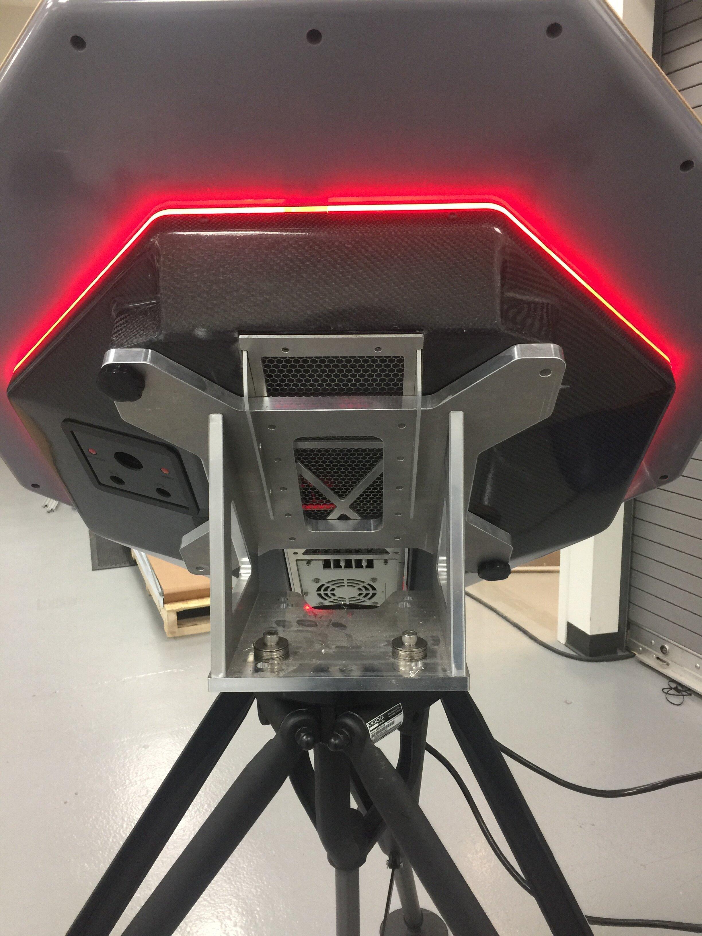 Carbon Illuminated Antenna Backshell.JPG