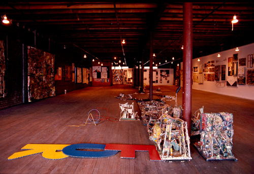 Installation, Appalachian Center for Contemporary Art, 1978