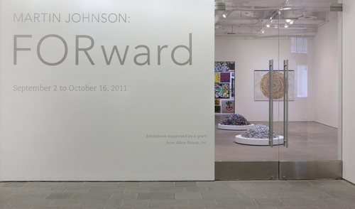 Martin Johnson: FORward, 2011