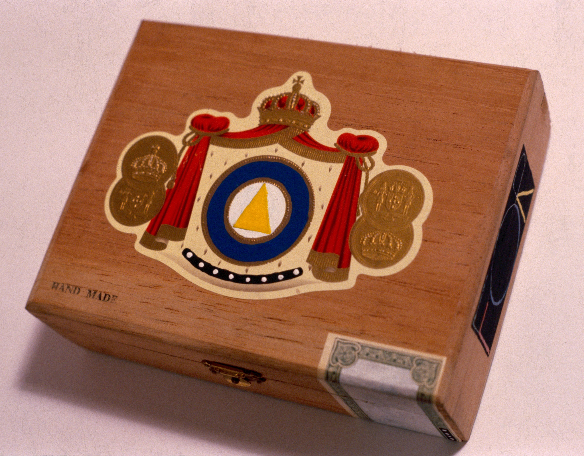 For Cigar Box, 1977