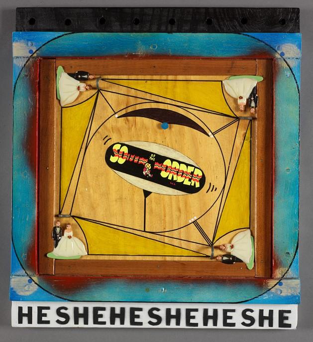 He She He She He She, 1991
