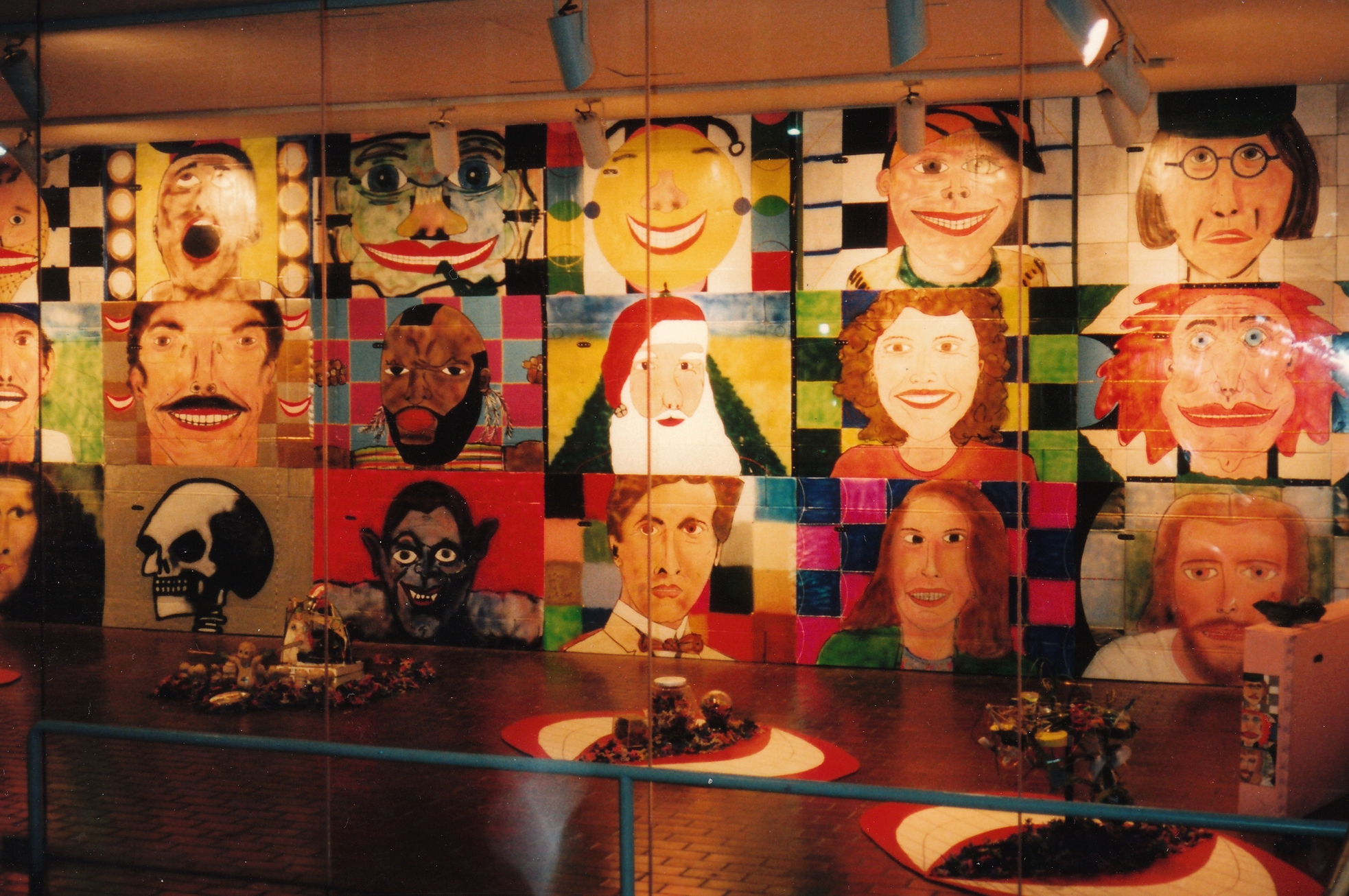 Glass Gallery, UNC at Chapel Hill | 1993